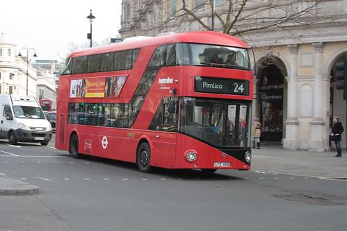 Metroline LT16 LTZ1016