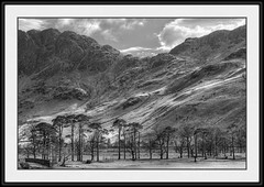 Hay Stacks from Buttermere