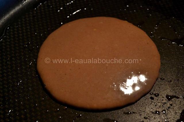 Trio de Pancakes Nature-Chocolat-Coco © Ana Luthi Tous droits réservés   11