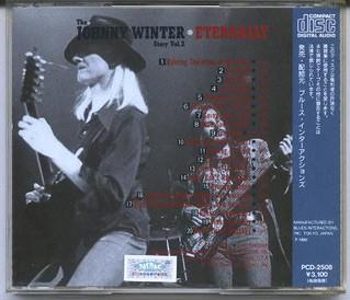 Eternally, The Johnny Winter Story Vol. 2