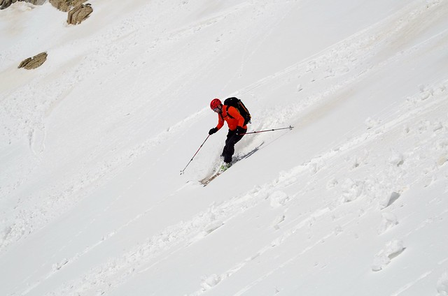 Tour de tavels ski touring in france