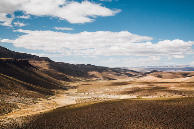 Middle-of-nowhere Bolivia