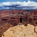 Edge of the Grand Canyon, Arizona by brianstowell