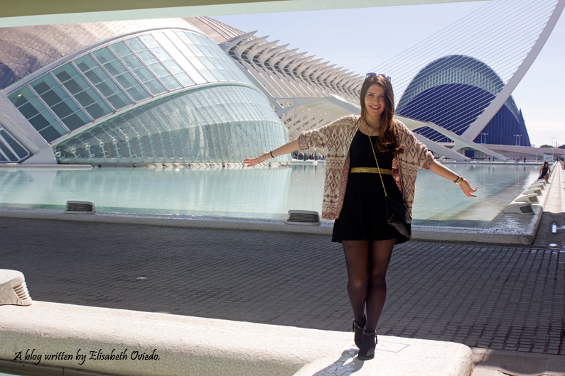 heelsandroses ciudad de las artes y las ciencias valencia little black dress (1)