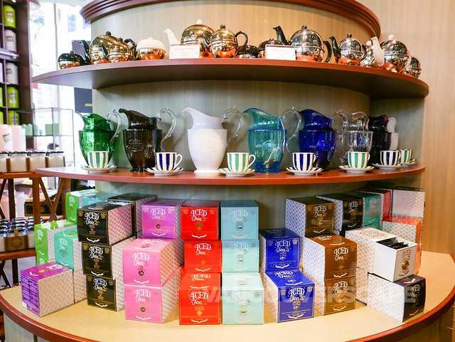 The Urban Tea Merchant shop