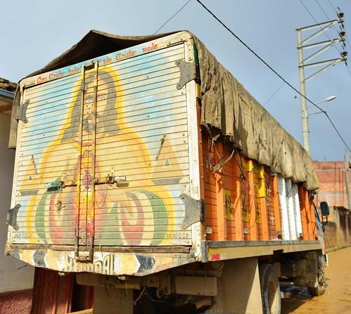 peru southamerica truck jesus chachapoyas northernandes chachapoyasdistrict
