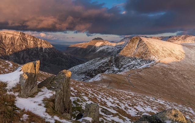 'Perfedd Light' - Mynydd Perfedd, Snowdonia