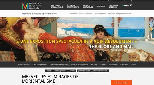 Musée des Beaux-Art Montréal