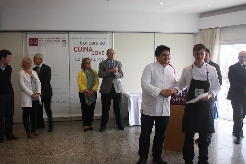 30º edición del Concurs de Cuina Jove de Catalunya