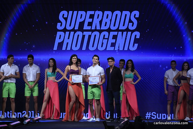 26 finalists of the Century Tuna Superbods