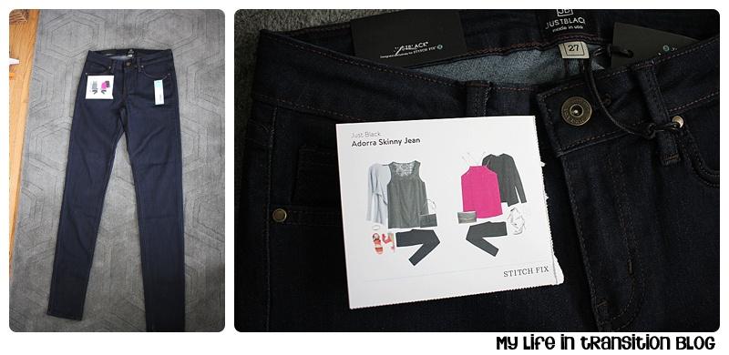 Just Black Adorra Skinny Jean $88