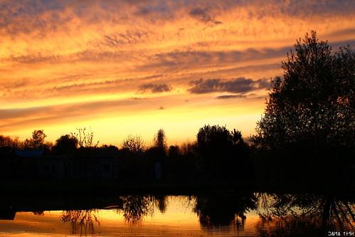 sunset cloud colors canon eos radi laszlo magyarország színek 100d maglód