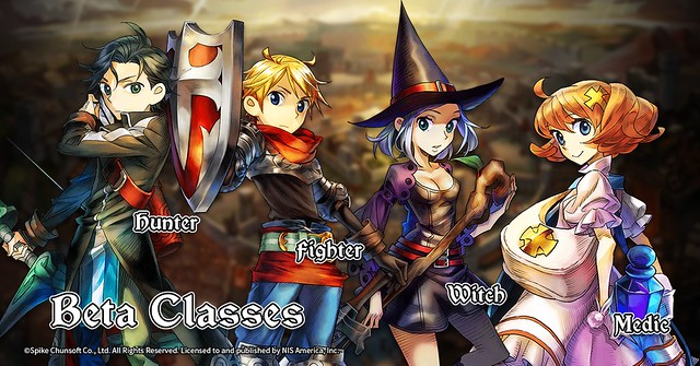 Grand Kingdom on PS4, PS Vita