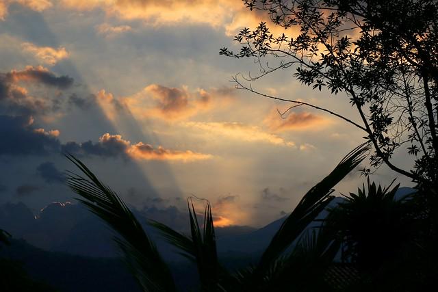 Sunset - Raios de Luz