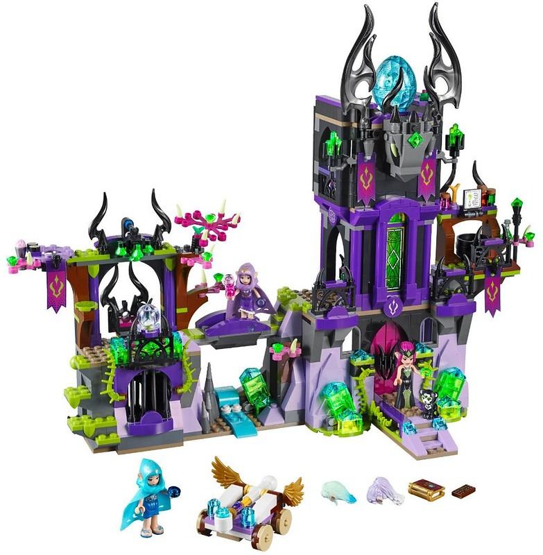 LEGO Elves Sets 2016: 41180 - Ragana's Magic Shadow Castle