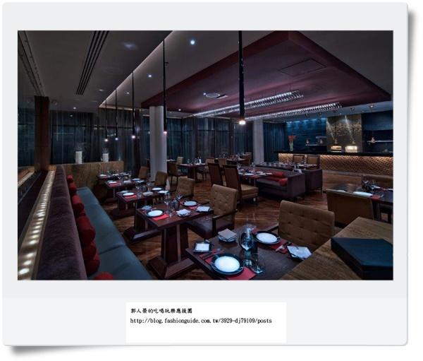 RARE Restaurant Interior