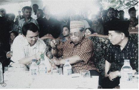 Gus Dur Pada Ahok: Jadi Presiden Kamu Aja Bisa, Apalagi Gubernur!