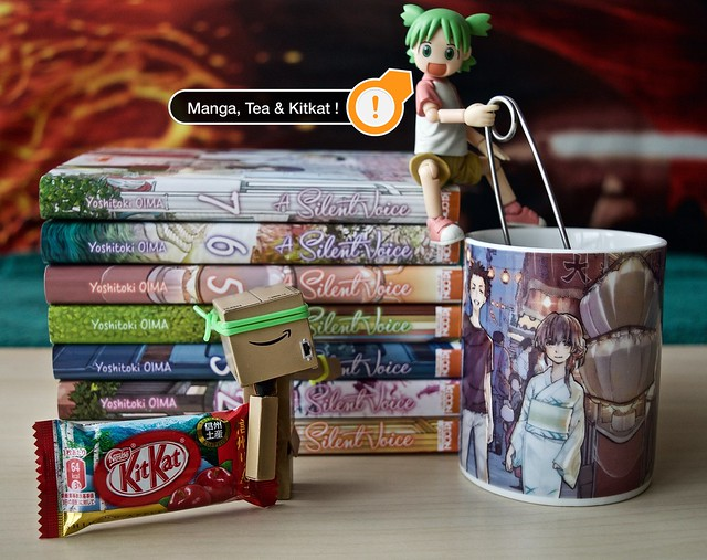 « Manga, Tea and Kitkat! »