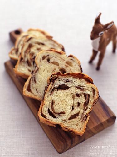 チョコ食パン 20160104-IMG_7154