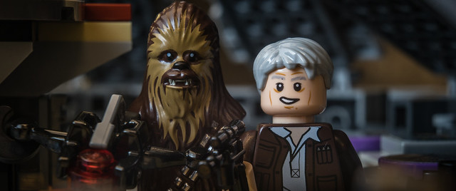"""Chewie... We're home"""