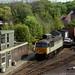 56113 Fawcett St sidings (Sunderland) 20-5-89 by 6089Gardener