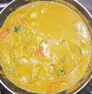 Neymeen Seer fish curry - final