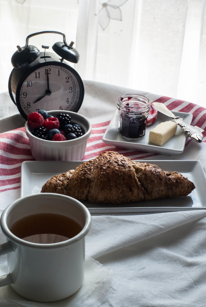 Desayunamos juntos