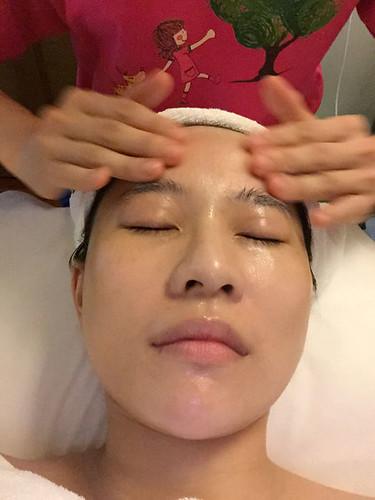 【轉貼】【保養】毛孔粗大好惱人呵護自己好好做點保養  Natural Beauty自然美 NB-1細緻毛孔臉部課程 (21)