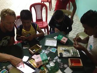 Maker movement class