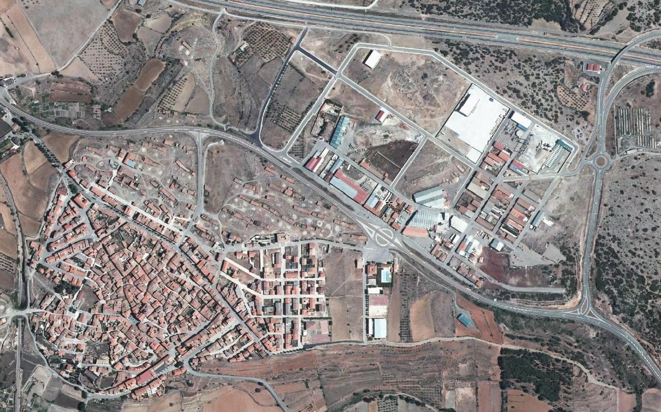 sarrión, teruel, tartarín de tarascón, después, urbanismo, planeamiento, urbano, desastre, urbanístico, construcción, rotondas, carretera
