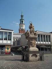 Old Town - Poznań - Poland - Stary Rynek - Ratusz