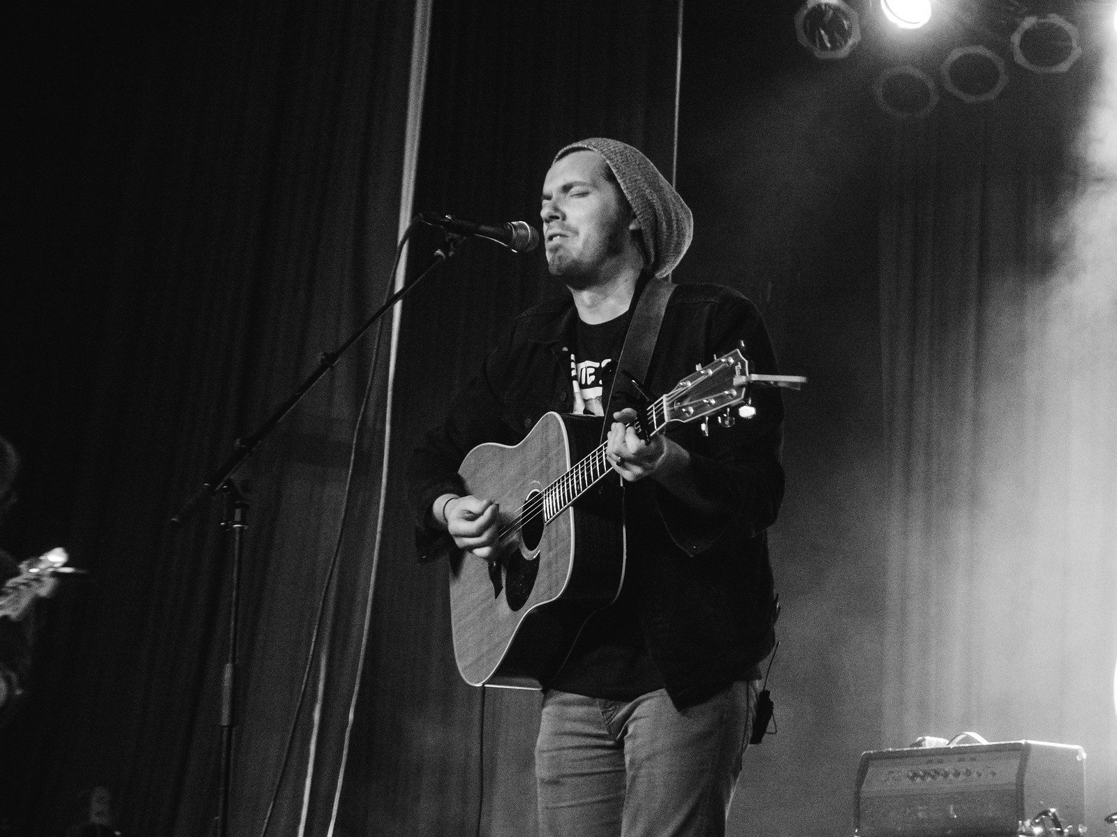 Josh Garrels and John Mark McMillan
