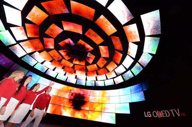 LG전자, CES 2016서 글로벌 시장선도 전략제품 대거 선보여