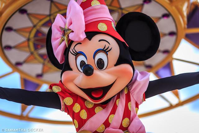 Hi Minnie!