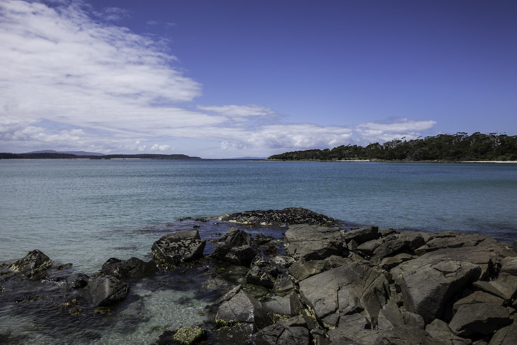 Walking to Fishers Point #3, Southwest National Park