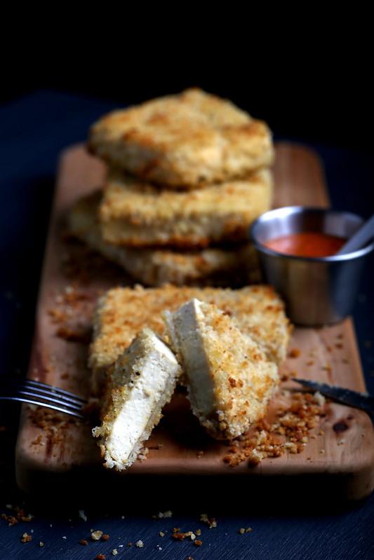 Super-Versatile Crispy Tofu Cutlets