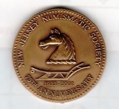 NJNS Nettleship medal obverse