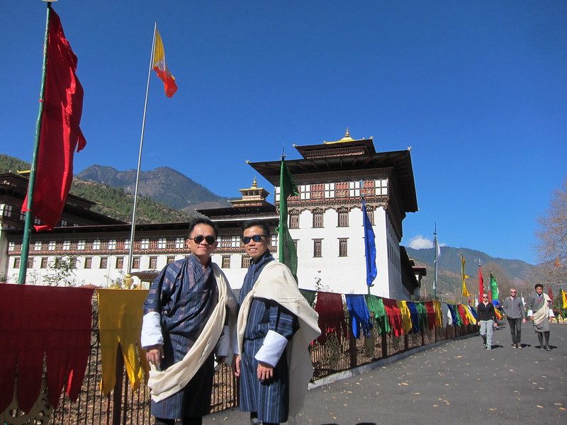 Beautiful Bhutan Day 1