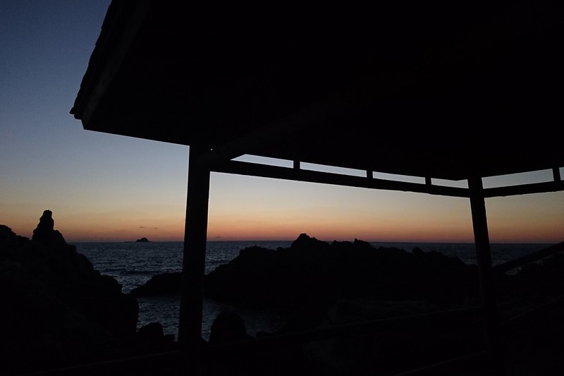 Xperia Z5 Compactで撮影 神津島