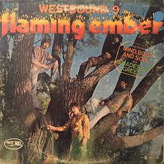 WESTBOUND #9:FLAMING EMBER(JACKET A)