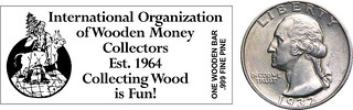 Wooden Money collectors logo