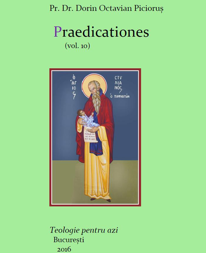 Praedicationes (vol. 10)