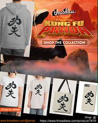 KUNG FU PANDA 3 T-SHIRT on SALE