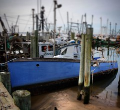 Dry dock, Shinnecock Commercial Dock, Hampton Bays #longisland