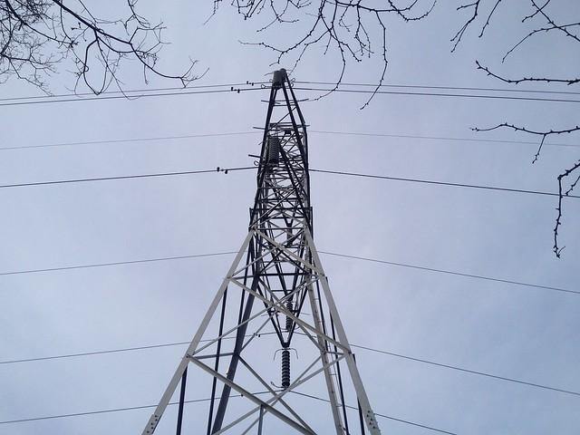 眉山 鉄塔