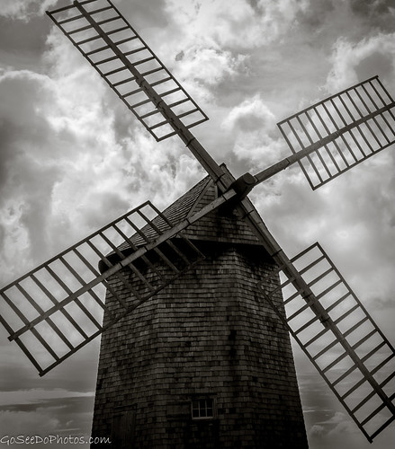 Moody Windmill