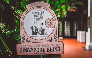 Celebrating more than 100 years of the Singapore Sling #2