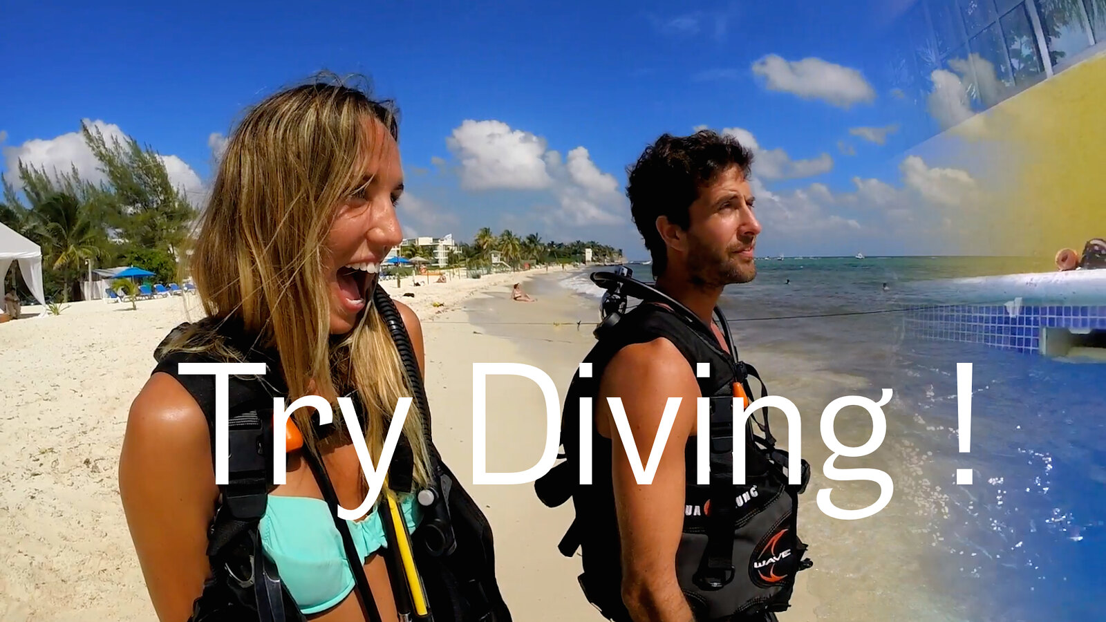 dive shop video marketing