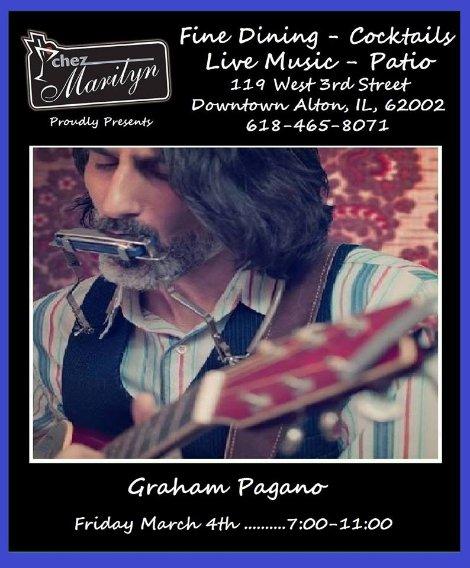 Graham Pagano 3-4-16