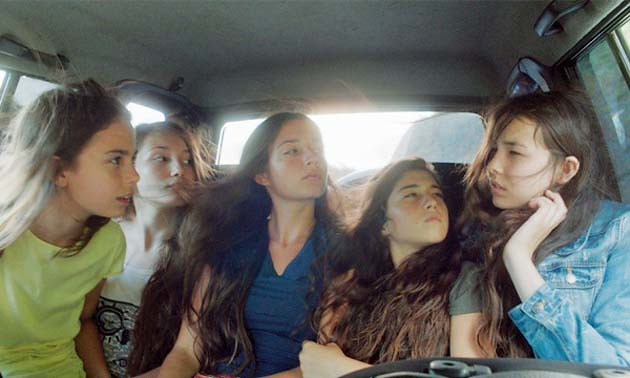The five young Turkish girls in MUSTANG find their defiance stifled by persistent religious tradition.